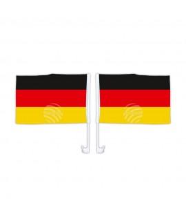 Autofahne Deutschland 2 Stück Fundgrube 1,99€
