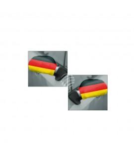 Autospiegelfahne Deutschland 2 Stück Fundgrube 1,99€