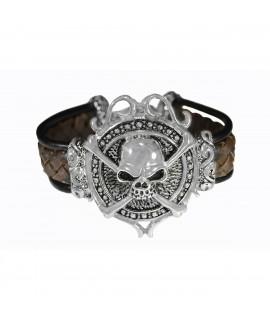 "EtNox-Armband ""big skull"" Arm&Finger 19,99€"