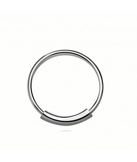 Nasenring 8mm Außendurchmesser  Silber Piercing 1,99€