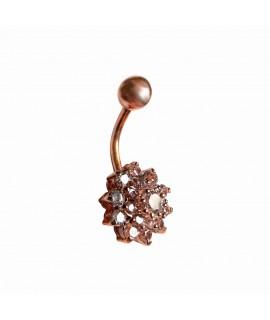 Ohrhänger 925/- echter Silberschmuck mit Zirkonia kristall
